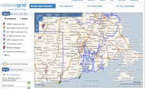Power Outage Maps For All States Plus As Many Other Countries - Peco energy outage map