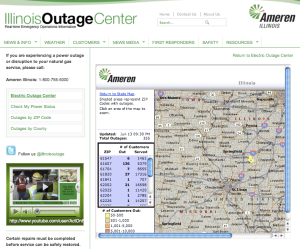 Power outage maps for all 50 states plus as many other countries as ...