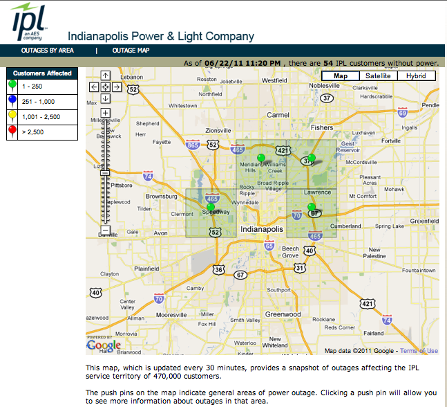 Wonderful Iowa Association Of Electric Cooperatives Outages. Photo