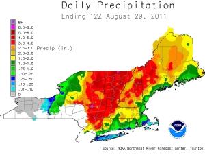 Northeast-one-day-rainfall