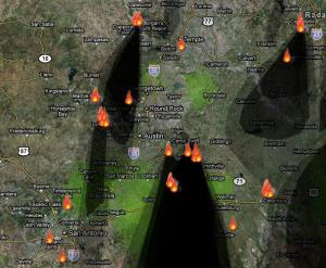 Texas-fire-map-wundermap