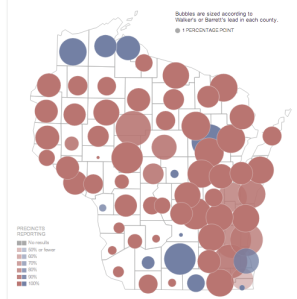 Huffington-post-county-margin-wisconsin-recall