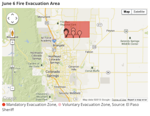 Black-forest-fire-evacuation-map