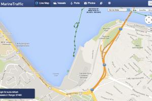 Marine-Traffic-Halifax-Harbor-map